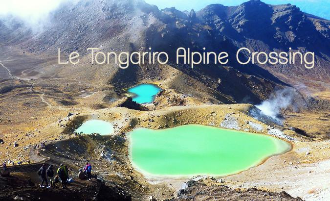 La randonnée Tongariro Alpine Crossing : au cœur de la Nouvelle-Zélande