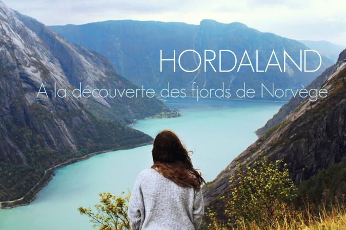 Hordaland : à la découverte des fjords de Norvège